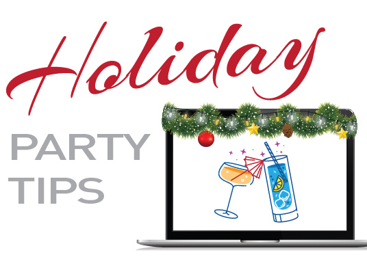 Holiday Party Tips!