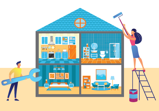 New Year Home Maintenance Plan