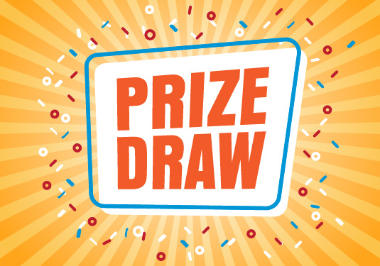September 2020 Prize Draw Winner