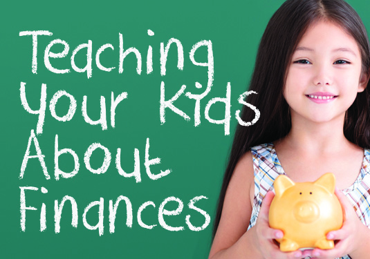Teaching Your Kids About Finances