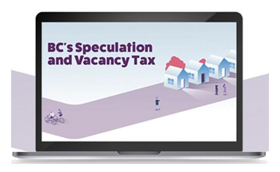 BC Speculation and Vacancy Tax - Don't Forget to Make Your Declaration!