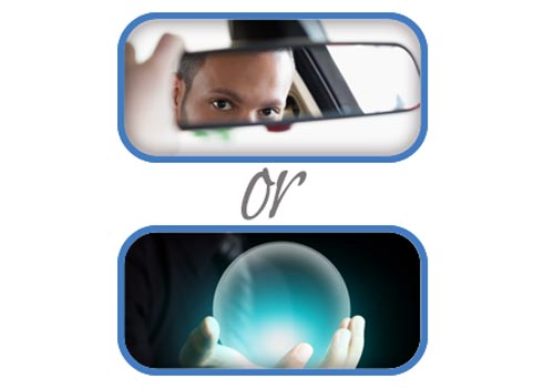 Rear View or Crystal Ball - What influences your Real Estate Decisions?