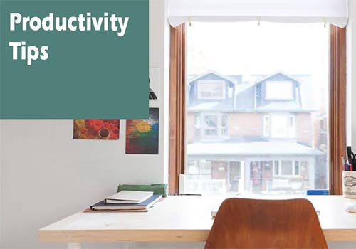 14 Interior Designers Share Their Best Productivity Tips
